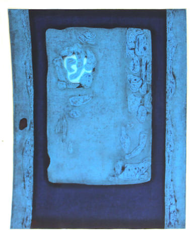 Hiroyuki Tajima (1911-1984)<BR />Four color lithographs