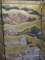 Anonymous (Meiji period)<BR /> Rakuchu Rakugai-zu