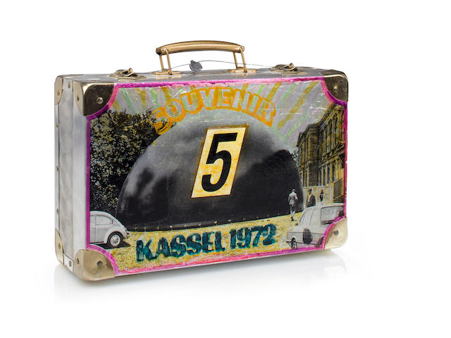 Edward Kienholz, Souvenir from: Document 5 Kassel, 1972