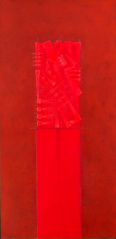 Arnaldo Pomodoro, Stele I and Stele III, 1999