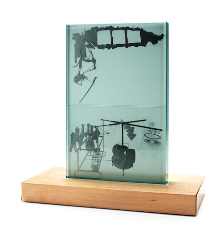 Hiroshi Sugimoto, La Boite en Bois (The Wooden box), 2004