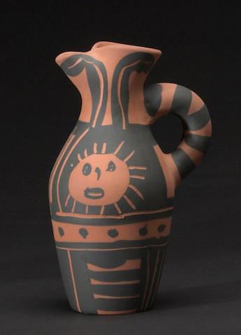 Pablo Picasso (1881-1973); Yan sun;