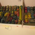 A lot of pre-war die-cast toys,