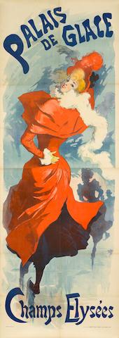 Jules Chéret (1836-1932); Palais de Glace;