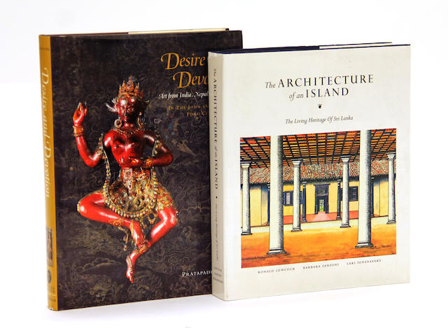 A group of sixteen books and catalogues on South and Southeast Asia