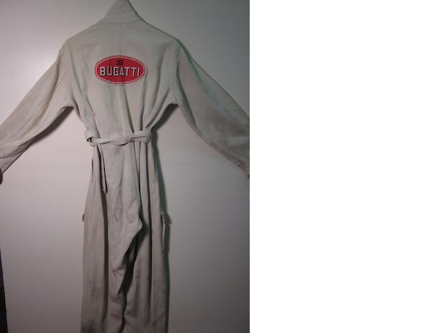 A set of coveralls or a flying suit, c.30's,