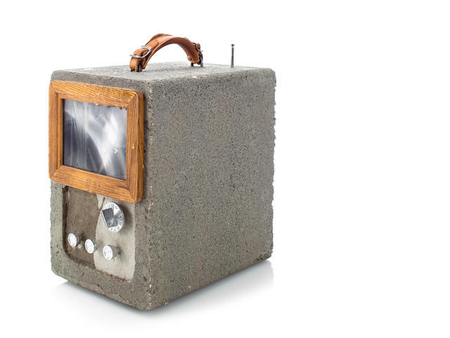 Edward Kienholz, The Block Head