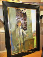 Jamie Wyeth (American, born 1946) Dead Cat Museum, Monhegan Island, 1999 60 x 40in (152.4 x 101.6cm)