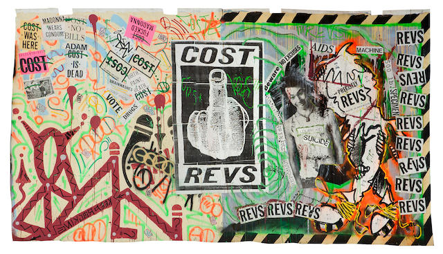 Cost and Revs (American) Untitled <BR />