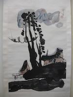 Li Huasheng (b. 1944)  Fishermen