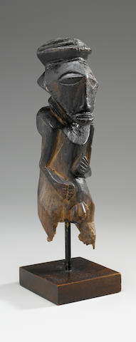 Sikasingo Male Figure, Democratic Republic of the Congo