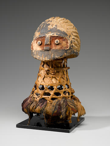 Large Tikar Headdress, Cameroon/Nigeria