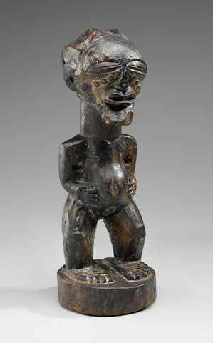 Songye Male Fetish Figure, Democratic Republic of the Congo