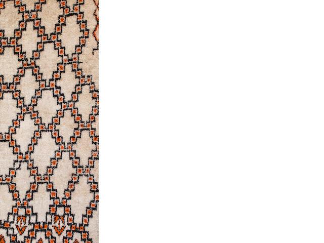 A Moroccan Rug
