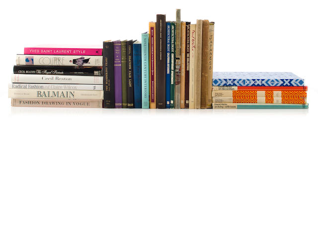 A Group of Books by or Relating to Cecil Beaton