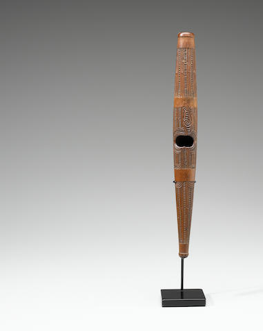 Maori Nose Flute, New Zealand