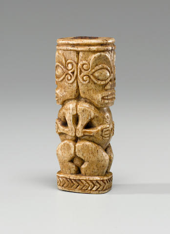 Fan Handle, Marquesas Islands