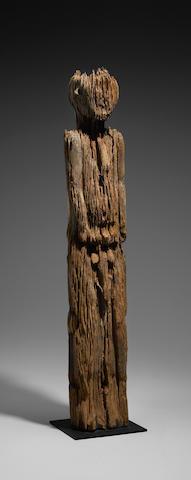 Ancestral Figure, Kontu (Kantu) Dayak Group, West Kalimantan, Borneo Island