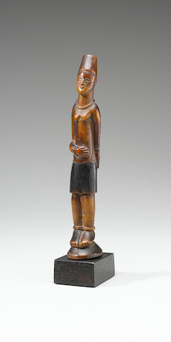 Tsonga Standing Male Figure, South Africa
