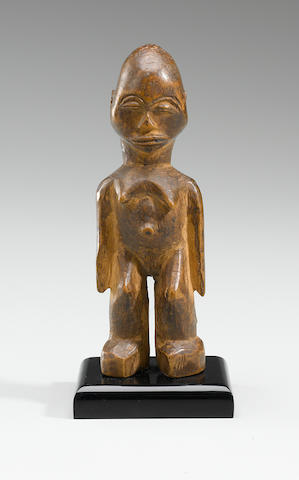 Lobi Female Figure, Burkina Faso