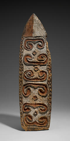 Asmat Shield, Papua New Guinea