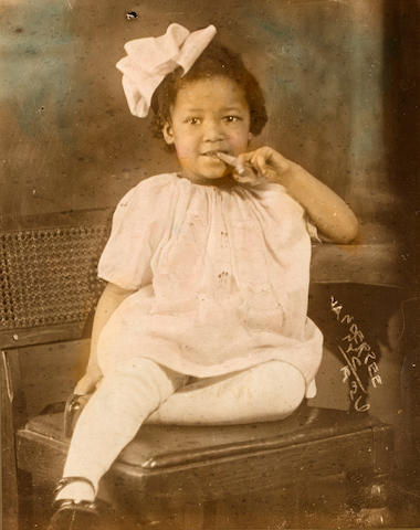 James  Van Der Zee (1886-1983) Picture Me, 1926 10 x 8in. (25.4 x 20.3cm)