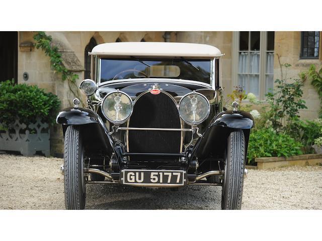 'La Petite Royale', ex- William 'Bill' Borchert Larsen,1930 Bugatti Type 46 Faux Cabriolet  Chassis no. 46293 Engine no. 157