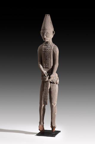 Dayak Ancestral Figure, Kalimantan, Borneo