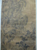 Various Artists (19th/20th century) Two hanging scrolls