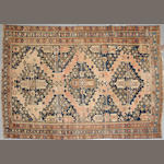 A Malayer rug  size approximately 5ft. x 7ft. 5in.