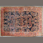 A Lilihan carpet  size approximately 7ft 10in x 11ft 4in