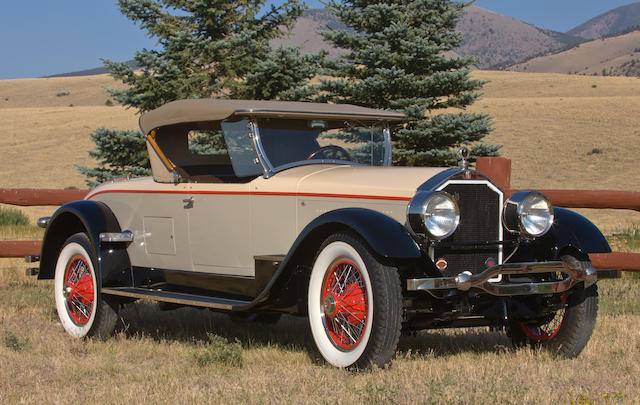 1928 Stearns-Knight Model F-6-85 6-Passenger Roadster   Chassis no. F-1368 Engine no. F-1368