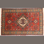 A Northwest Persian rug size approximately 3ft. 3in. x 5ft. 4in.