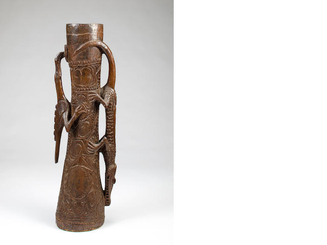 Sepik River Drum