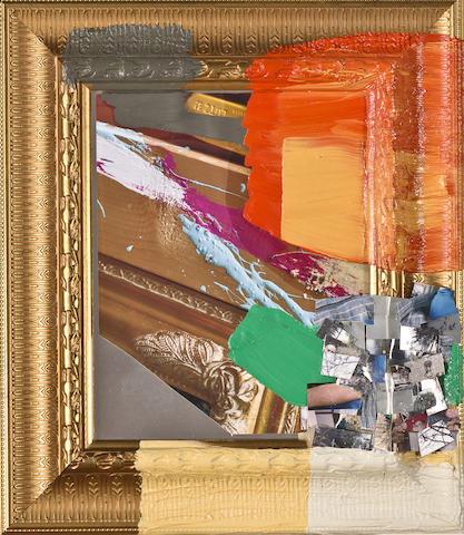 Jessica Stockholder (born 1959) Untitled (i) 14 x 11in. (35.5 x 27.9cm)<BR />(ii) 14 3/4 x 12 3/4in. (37.4 x 32.4cm)