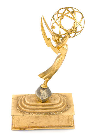 1973 Local Emmy, 2 nomination certificates, 1 press release, 1 Hollywood Reporter excerpt, 2 stills.