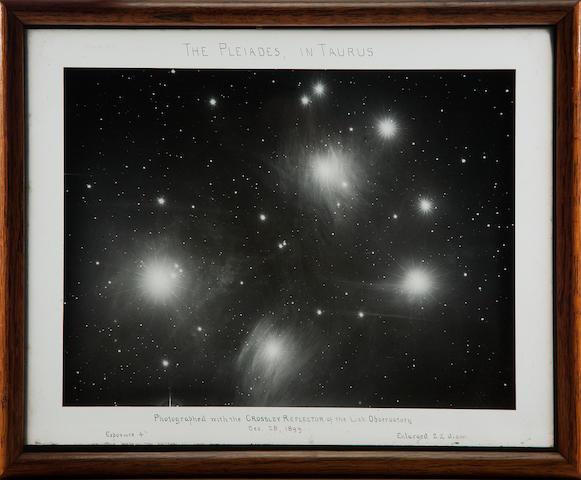 2-1899 Lick Observatory Positive glass plates