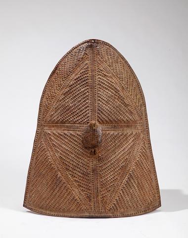 Chad (Kirdi) Shield, Cameroon