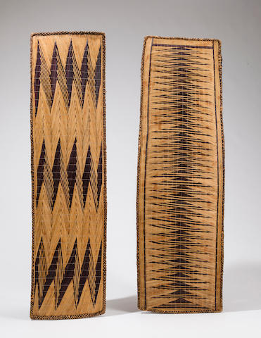 Two Tutsi Screens, Democratic Republic of the Congo