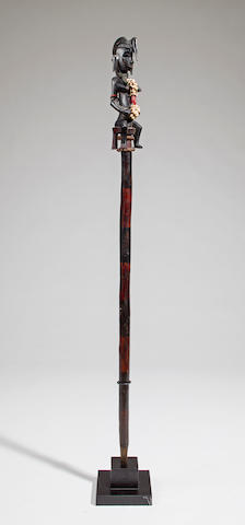 Senufo Agricultural Staff, Ivory Coast