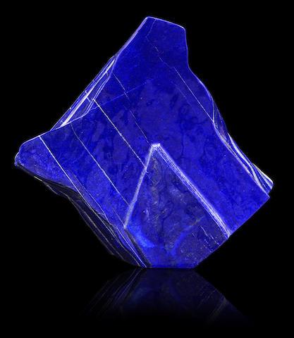 Large Lapis Lazuli Boulder