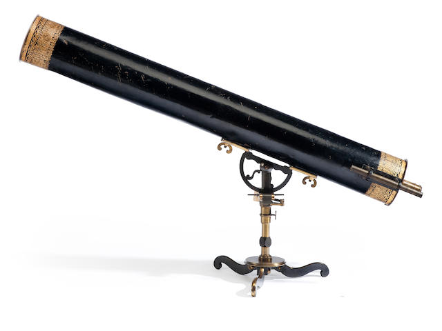 Passemant, Claude French telescope