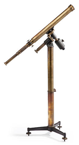Merz, G.N.S. Munich, student telescope