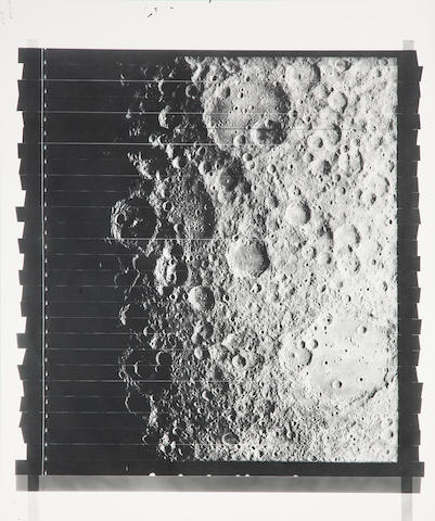 Lunar Orbiter LO I M116
