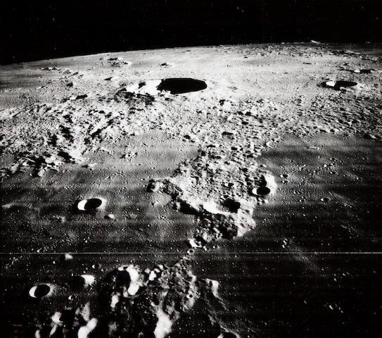 LUNAR ORBITER III. View of Kepler crater and vicinity, February 21, 1967,