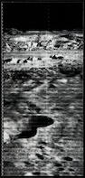 LUNAR ORBITER II (LIFE) 4 gelatin silver prints of...,