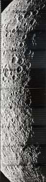 Lunar Orbiter LO V H13 (Menil)