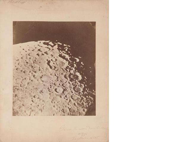 American  Clavius, albumen print