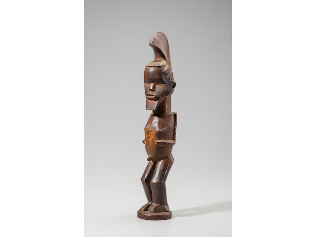 Important Teke Figure, Democratic Republic of the Congo