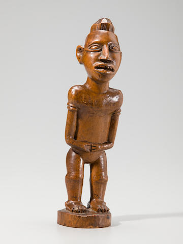 Kongo Standing Figure, Democratic Republic of the Congo